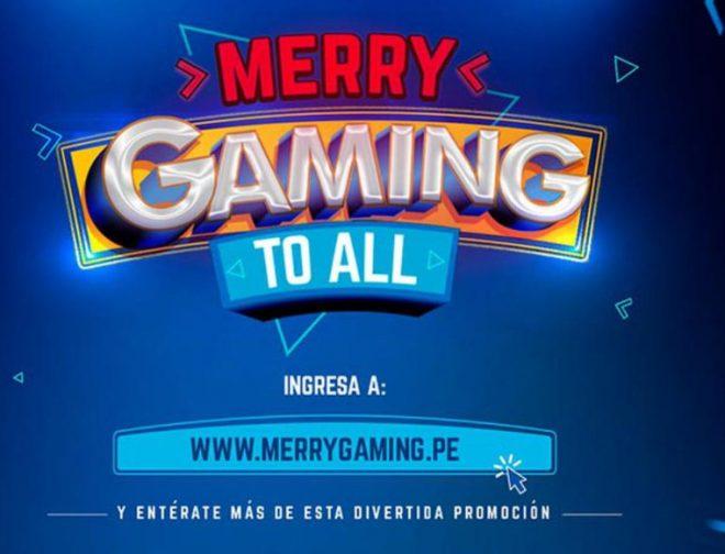 """Fotos de PlayStation lanza en Perú la promoción """"Merry Gaming To All"""""""