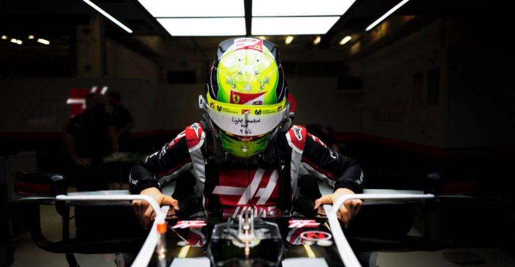Foto de Mick Schumacher y Nikita Mazepin son los pilotos de Haas F1 Team para la temporada 2021 de la Fórmula 1