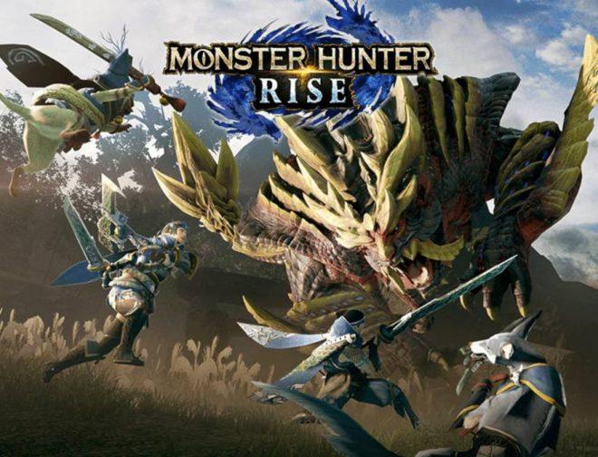 Fotos de Khezu y Rathalos se dejan ver en el nuevo avance de Monster Hunter Rise