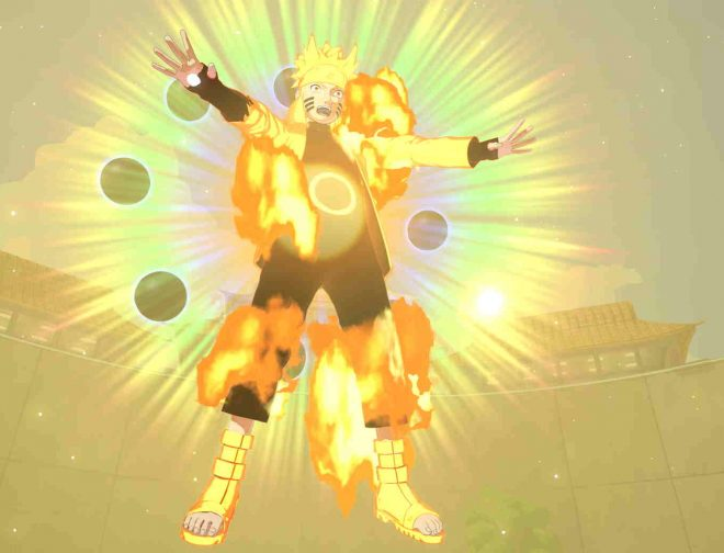Fotos de Naruto Uzumaki (Última Batalla) le da un toque sanador Naruto To Boruto: Shinobi Striker