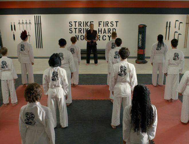 Fotos de Primer trailer de la tercera temporada de Cobra Kai
