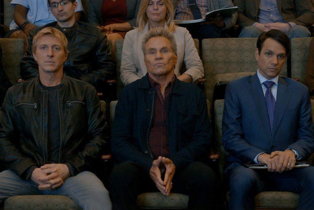 Foto de Netflix: En diciembre la cuarta temporada de Cobra Kai