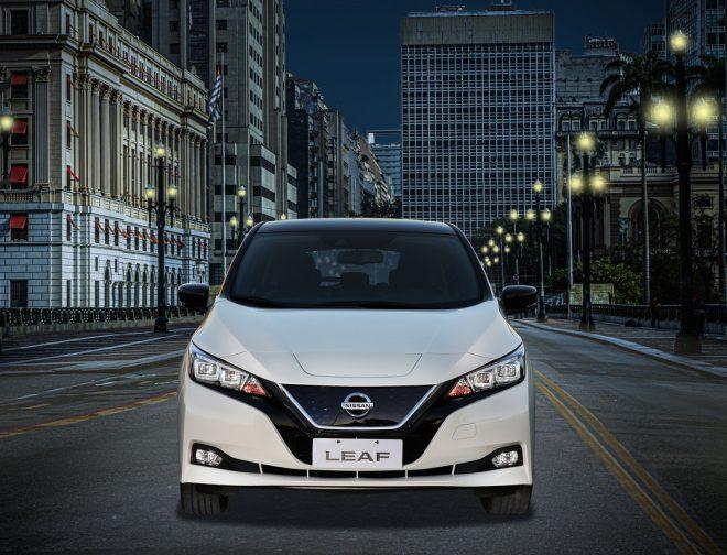 Fotos de Nissan LEAF: el mejor, una vez más