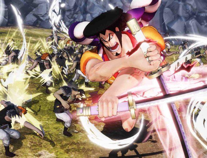 Fotos de El Paquete de Personajes 3 de One Piece: Pirate Warriors 4, ya esta disponible