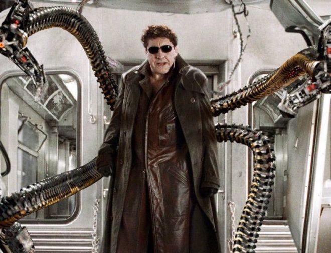 Fotos de Alfred Molina regresa como el Doctor Octopus en Spider-Man 3