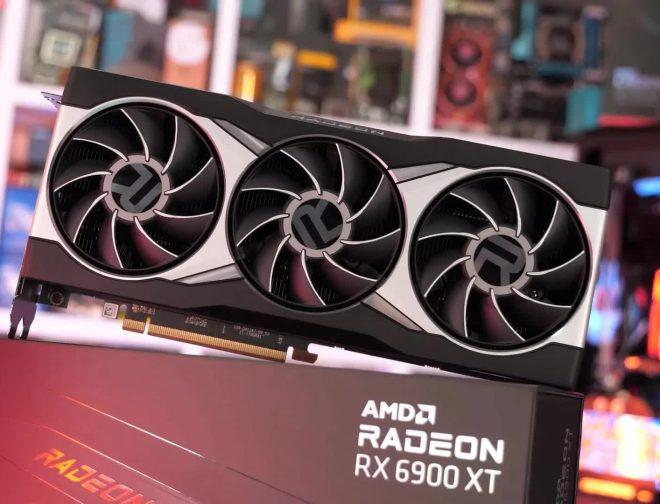 Fotos de AMD lanza tarjetas gráficas Radeon RX 6900 XT