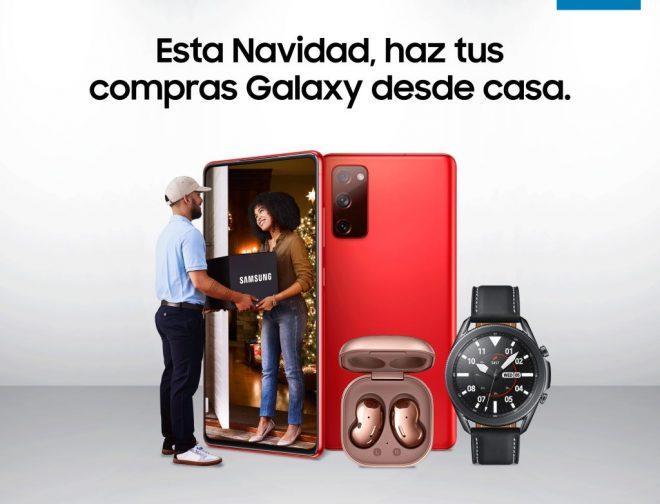 Fotos de Samsung anuncia alianza con Rappi y Cornershop para delivery de productos Galaxy