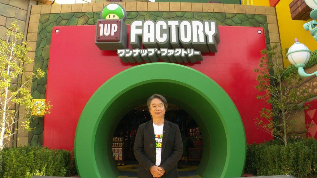 """Foto de Nuevos datos del parque """"Super Nintendo World"""" gracias al tour de Shigeru Miyamoto"""