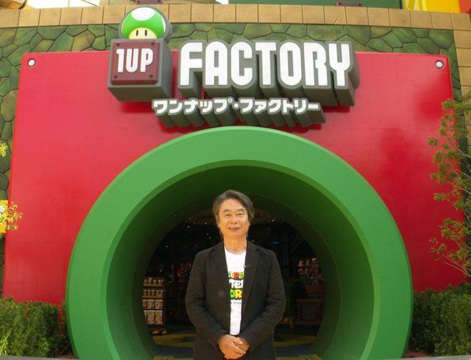 """Fotos de Nuevos datos del parque """"Super Nintendo World"""" gracias al tour de Shigeru Miyamoto"""