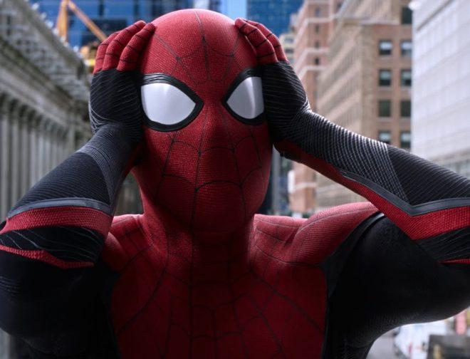 Fotos de Así se llamara Spider-Man: No Way Home en Perú y Latam