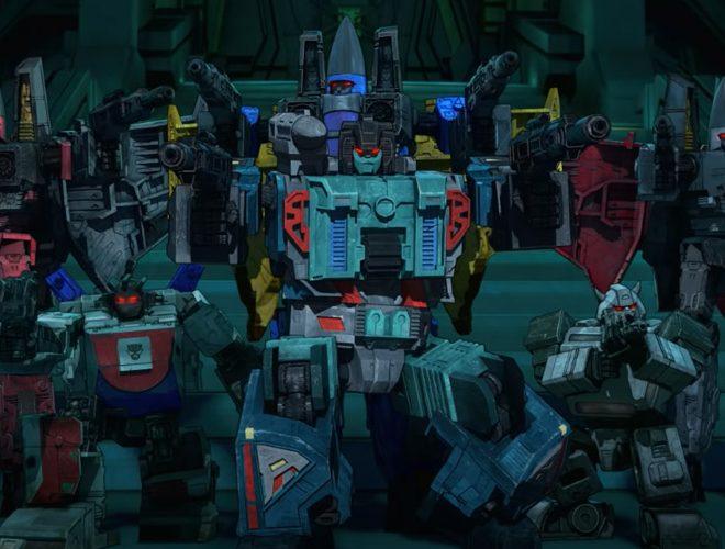 Fotos de Nuevos afiches de Transformers: War For Cybertron Trilogy – Earthrise