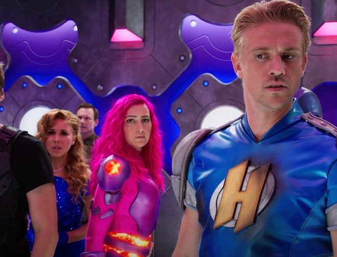 Fotos de Netflix: Primer y genial tráiler de Superheroicos, lo nuevo de Robert Rodríguez