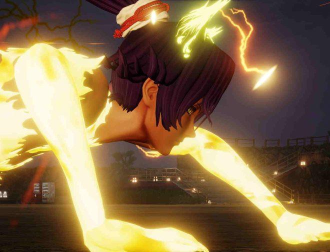 Fotos de Primer tráiler de gameplay de Yoruichi en Jump Force revelado