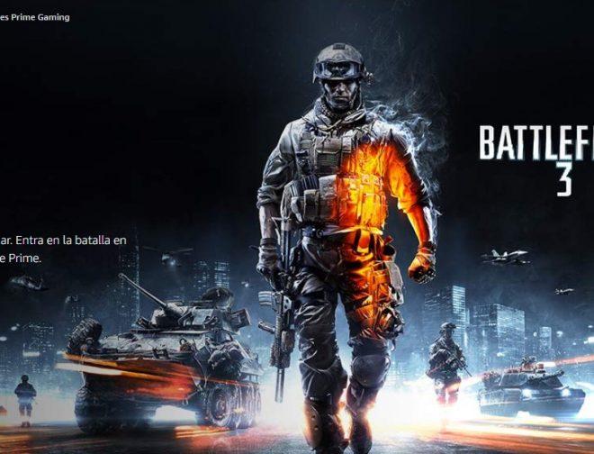 Fotos de Canjea gratis Battlefield 3 con tu cuenta de Twitch Prime