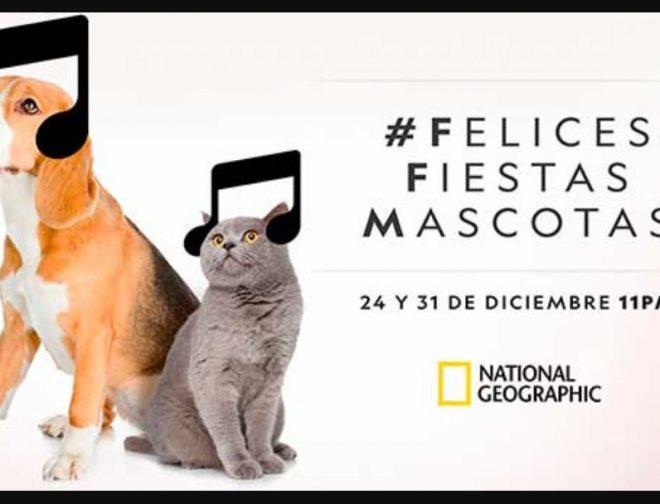"""Fotos de National Geographic confirma que nuevamente emitirá su especial """"Felices Fiestas Mascotas"""""""