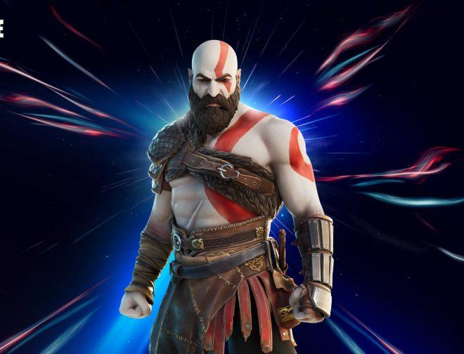 Fotos de Kratos llega a Fortnite para cazar a todos