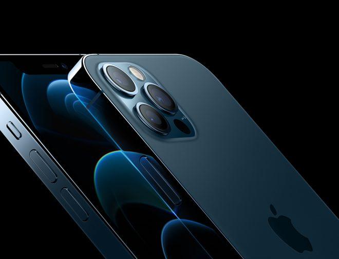 Fotos de Mac Center anuncia lanzamiento del iPhone 12