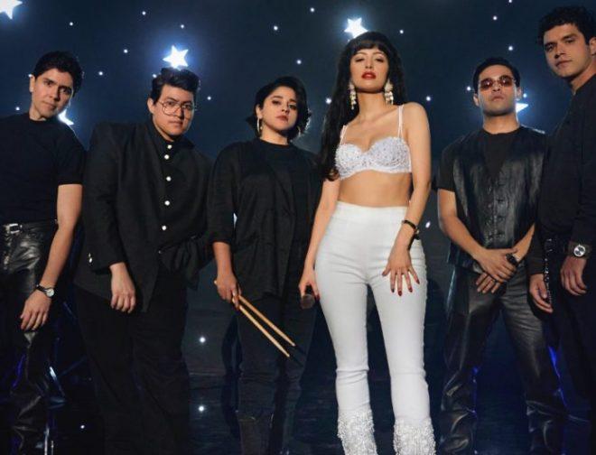 Fotos de Selena y Netflix generaron un nuevo record Guinness