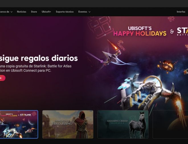 Fotos de Ubisoft empieza su evento Happy Holidays con regalos hasta el 18 de diciembre