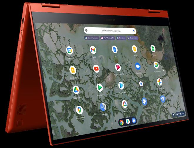 Foto de La excelencia ahora es estándar con el Galaxy Chromebook 2, el primer Chromebook QLED del mundo