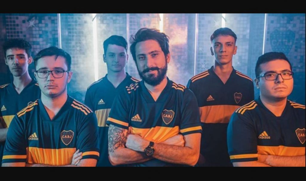 Foto de Boca Juniors anuncia a su equipo de Counter-Strike: Global Offensive