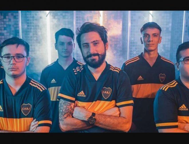 Fotos de Boca Juniors anuncia a su equipo de Counter-Strike: Global Offensive
