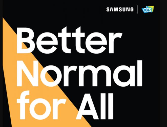 Fotos de Una mejor normalidad para todos: Samsung Electronics presenta los avances de CES 2021