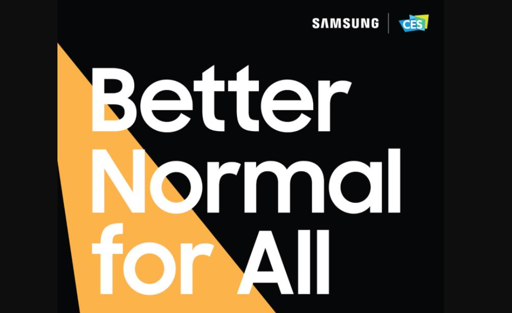 Foto de Una mejor normalidad para todos: Samsung Electronics presenta los avances de CES 2021