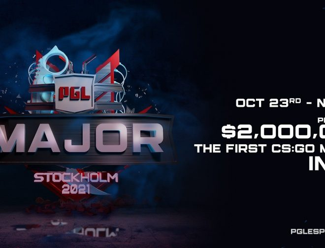 Foto de Se confirma la PGL Major Stockholm 2021 de Counter-Strike: Global Offensive