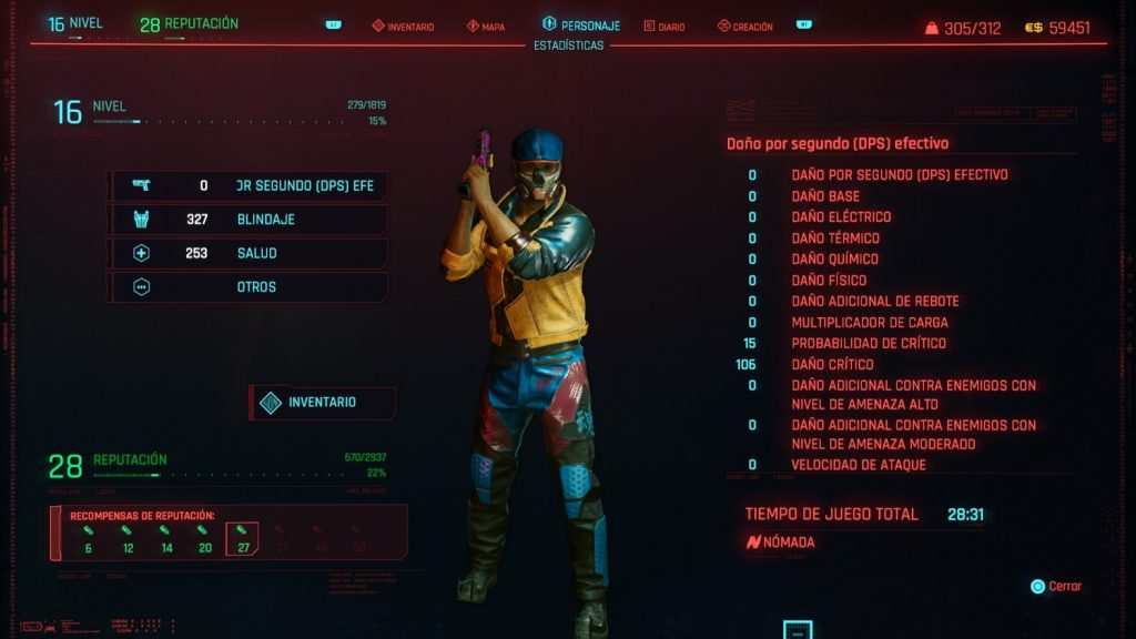 Foto de Análisis de Cyberpunk 2077, de caídas a subidas en el juego más esperado de todos los tiempos