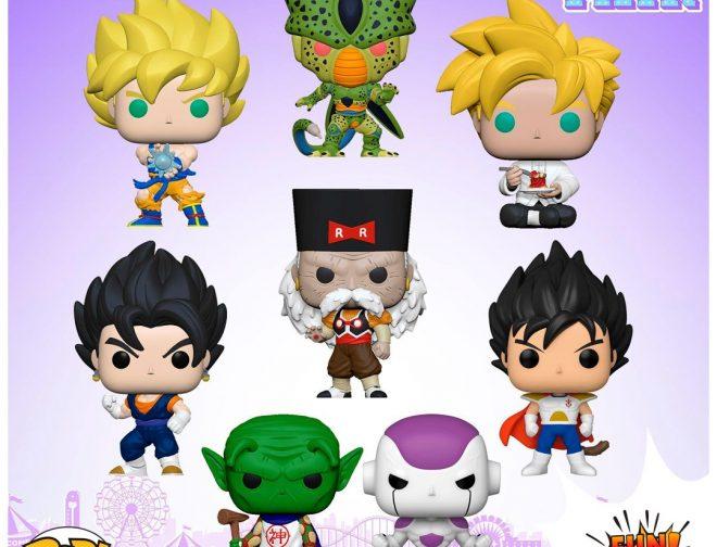 Foto de Anunciados nuevos Funko Pops de G.I. Joe, Días Felices, Hechizada, One Piece, Dragon Ball Z y Naruto