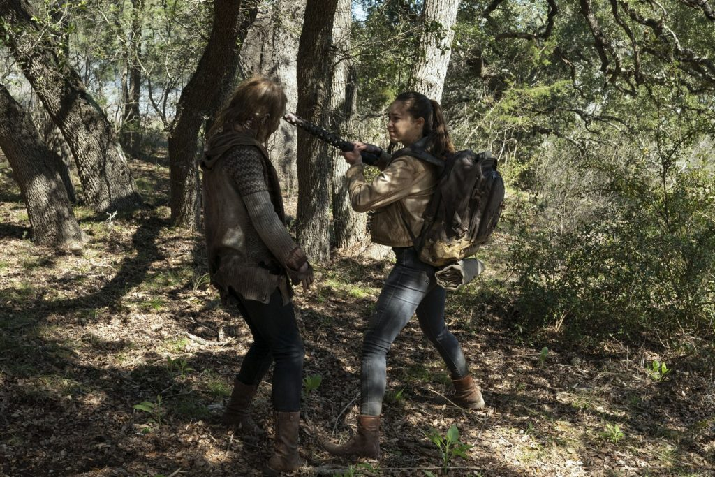 Foto de Fear The Walking Dead vuelve a AMC con la segunda mitad de su sexta temporada el 12 de abril