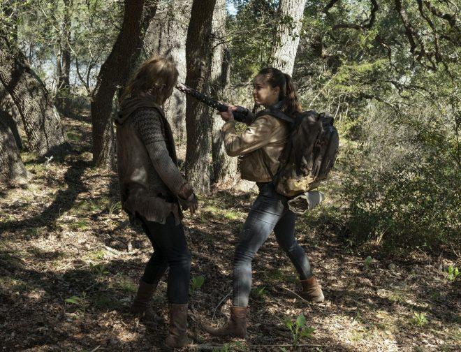 Fotos de Fear The Walking Dead vuelve a AMC con la segunda mitad de su sexta temporada el 12 de abril