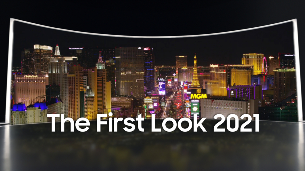 Foto de Revive First Look 2021, el evento previo al CES de Samsung