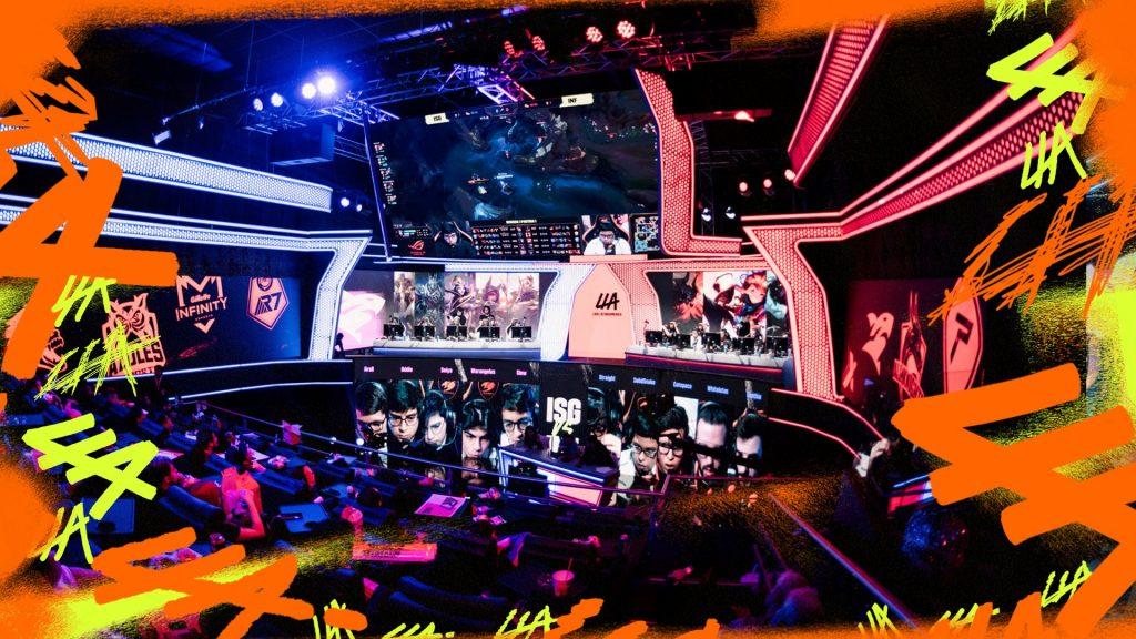 Foto de Horario de las primeras fechas de la Liga Latinoamérica de League of Legends, temporada 2021