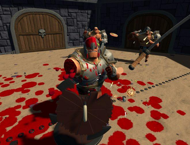 Fotos de El videojuego GORN se libera de sus grilletes y llega para Oculus Quest