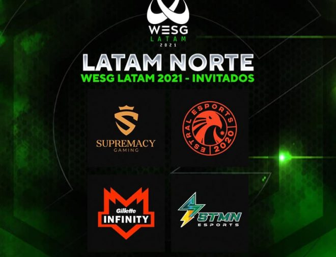 Fotos de El equipo peruano Supremacy Gaming es invitado a las clasificatorias de la WESG 2021