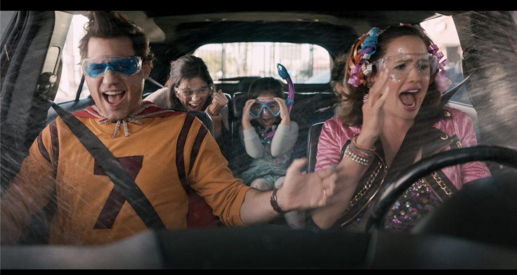 Foto de Netflix: ¡Hoy sí!, película con Jennifer Garner y Edgar Ramirez