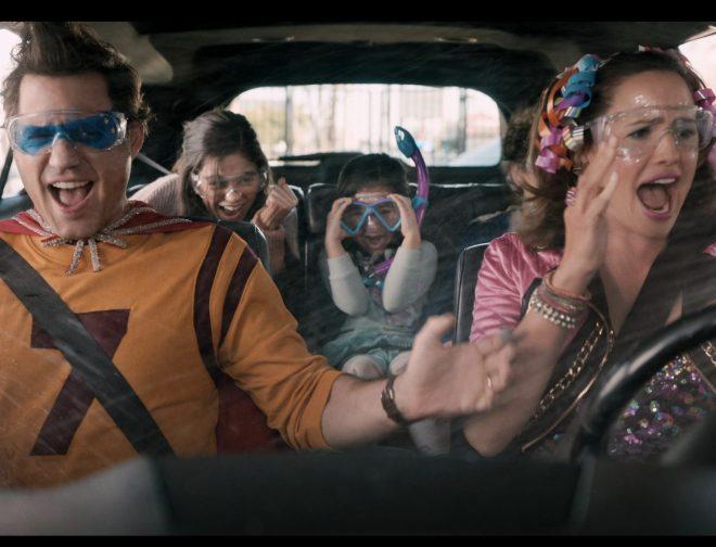 Fotos de Netflix da a conocer el trailer de la película familiar '¡Hoy sí!'