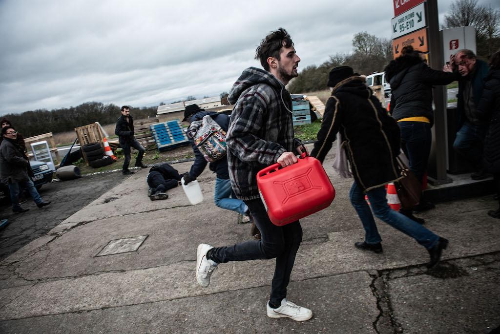 Foto de Tráiler: The Collapse, la serie donde la sociedad se precipita en el caos
