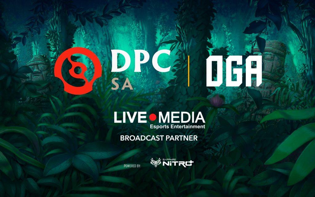 Foto de Live Media será el broadcast partner de las ligas regionales del Dota Pro Circuit Sudamérica