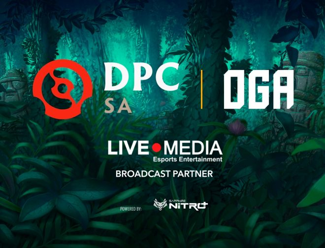 Fotos de Live Media será el broadcast partner de las ligas regionales del Dota Pro Circuit Sudamérica