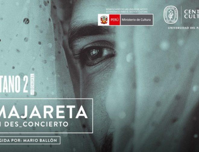 Fotos de SÓTANO 2: Festival de creación escénica contemporánea, Majareta en des_concierto