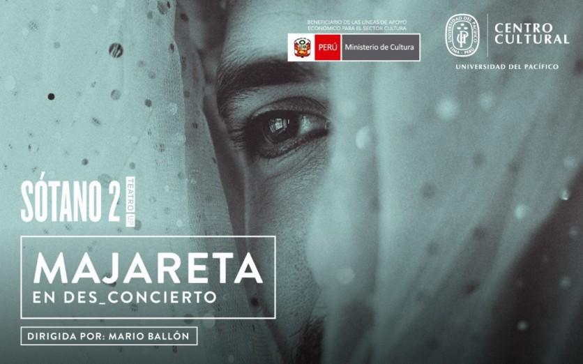 Foto de SÓTANO 2: Festival de creación escénica contemporánea, Majareta en des_concierto