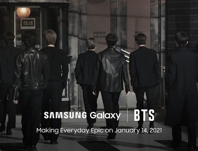 Fotos de Haz que tu día a día sea épico con Galaxy y BTS