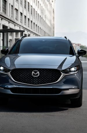 """Foto de La SUV CX-30 de Mazda logra el """"top safety pick+"""" del iihs para el 2021"""