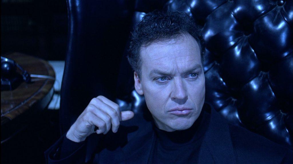 Foto de Michael Keaton es el Batman principal en el universo de los DC Films