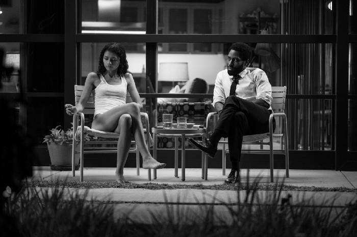 Foto de Netflix lanza el tráiler y el afiche principal de Malcolm y Marie, con Zendaya y John David Washington