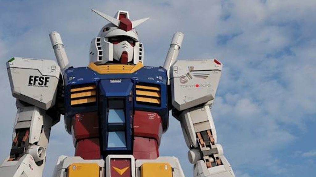 Foto de El GUNDAM RX-78-2 de Yokohama, ya tiene dos Guinness World Record