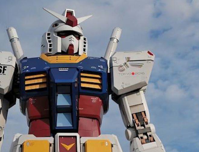 Fotos de El GUNDAM RX-78-2 de Yokohama, ya tiene dos Guinness World Record